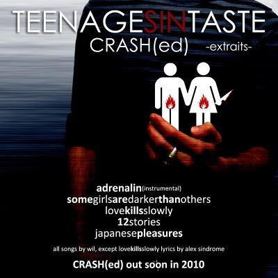 Teenage Sin Taste, vous n'y résisterez pas...