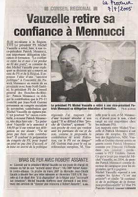 Marseille, Sondage Exclusif Regionales PACA