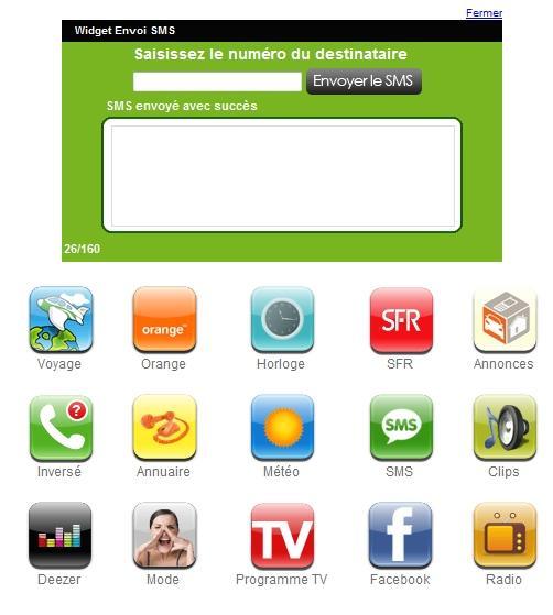 weebiz sms Envoyer des sms gratuitement et en illimiter...
