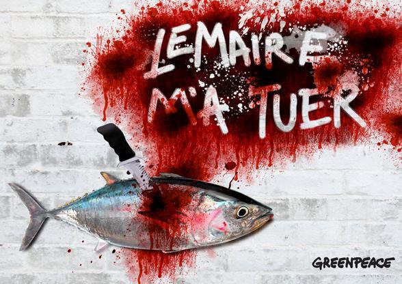 thon rouge - Le Maire m'a tuer