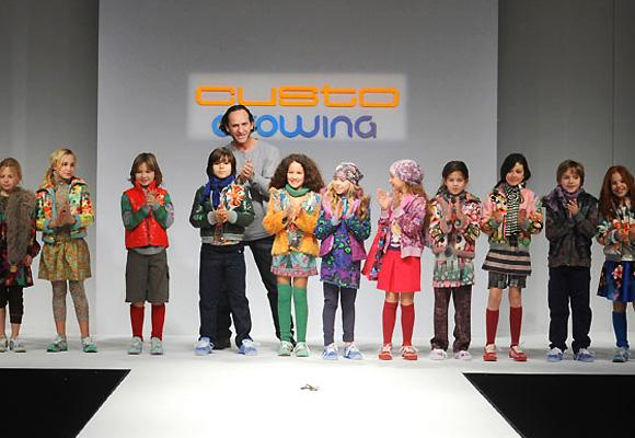 CUSTO GROWING // new line for kids