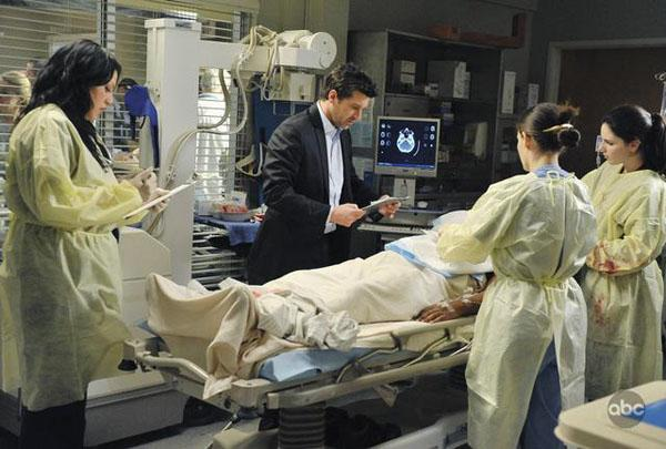 Grey's Anatomy 614 (saison 6, épisode 14) ... les photos promo