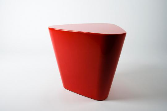 XLBoom - Tribe Table - rouge