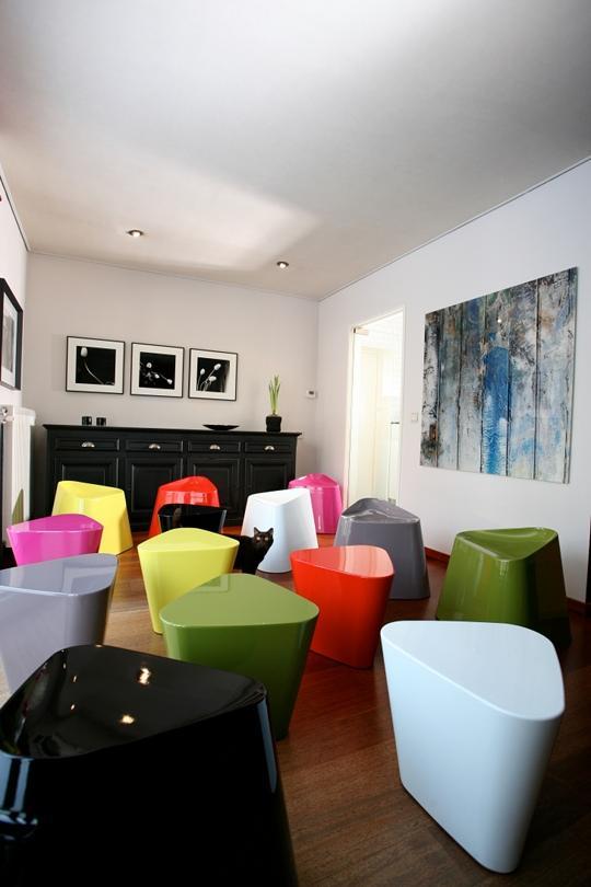 XLBoom - Tribe Chair + Table