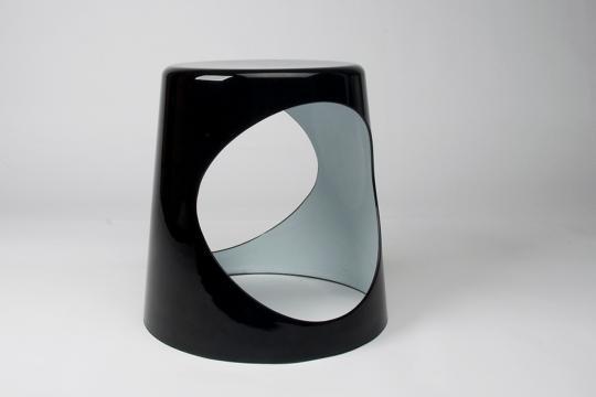 XLBoom - O2 Chair - noir&blanc