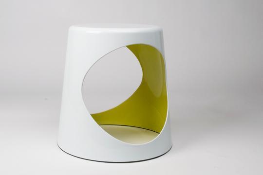 XLBoom - O2 Chair - bleu&blanc