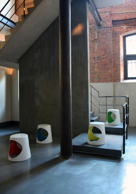 XLBoom - O2 Chair