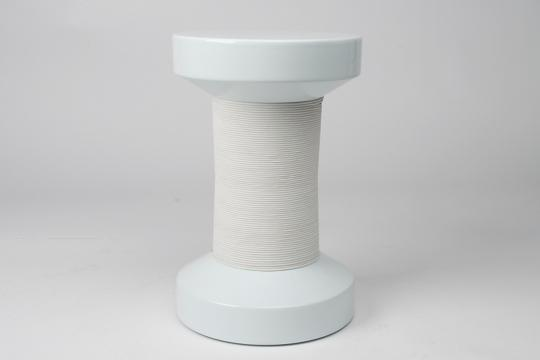 XLBoom - Bobine Chair - blanc