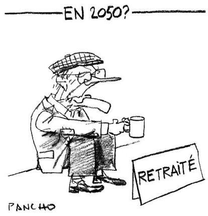 La retraite par points ou en comptes notionnels ne règlerait pas le déficit du régime.