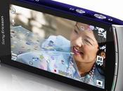 Mobile Sony Ericsson Vivaz, téléphone baladeur deux fois