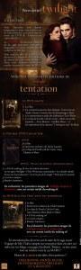 New Moon : Bonus du DVD