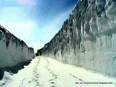 Un hiver en Russie
