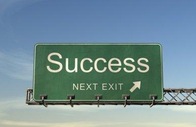 La voie du succès