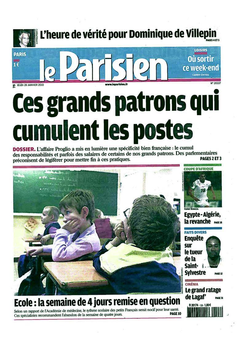 Une parisien