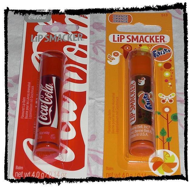 BEAUTE BUZZ: baume à lèvres LIP SMACKER