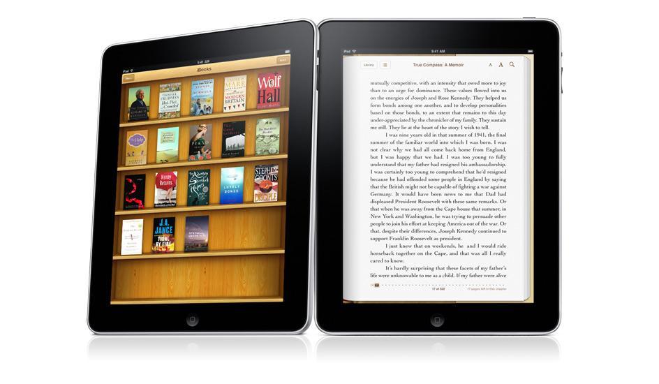 Apple-iPad-ibook