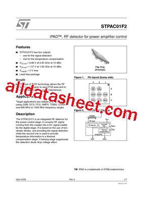 ipad ST Microelectronics