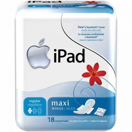iPad, iPad... Oui mais iPad'zanni !