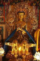 Maitreya-Statue160
