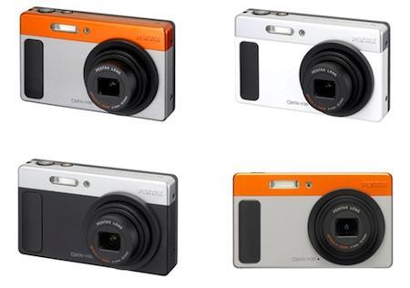 Pentax : 3 nouveaux compacts numériques !!!