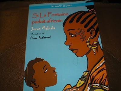 Jorus Mabiala : Si La Fontaine parlait africain