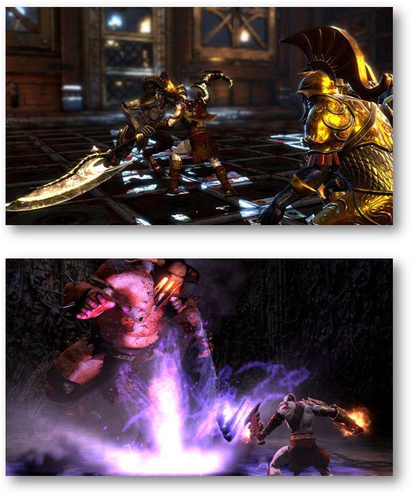 [à venir] GOD OF WAR III : La date de sortie enfin annoncée. (par Pandoux)