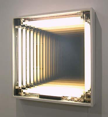 Miroir fluo paperblog for Miroir infini