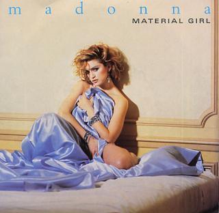 Influence Jeu: Stop ou Encore Madonna (3) Material Girl