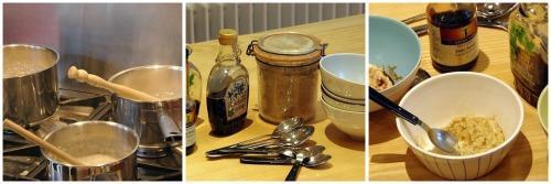 A French woman's adventure in Porridge