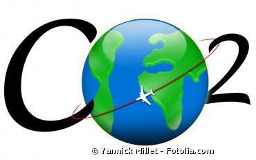 Calculez l'impact environnemental de votre trajet en avion
