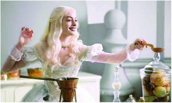 reine blanche burton