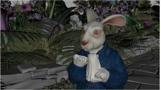 lapin blanc alice burton 2