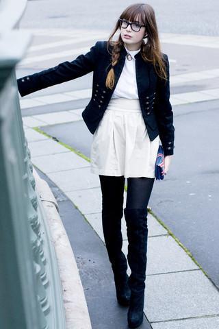 Looks cuissardes: inspirations de looks.