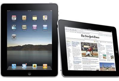 Ipad d'Apple a la Keynote