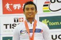 Azizulhasni Awang remporte la Coupe du Monde de keirin