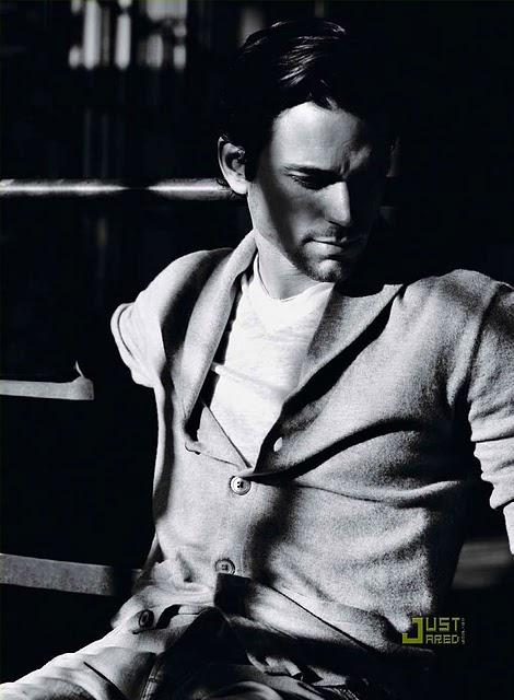 [photoshoot] Matt Bomer pour Men's Health