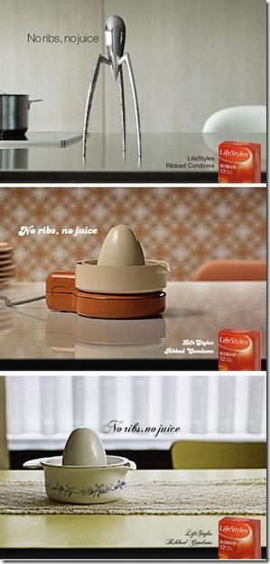 Creative Condom Ad Campaigns