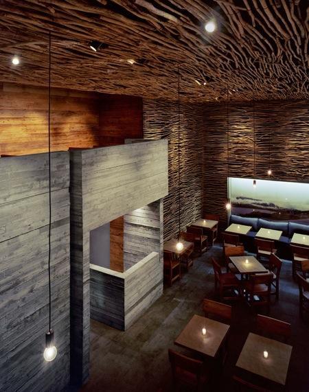 Restaurant Pio-Pio par Sebastian Mariscal