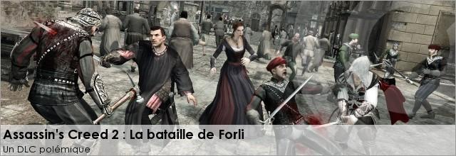 [Avis] Assassin's Creed 2 : Bataille pour Forli DLC