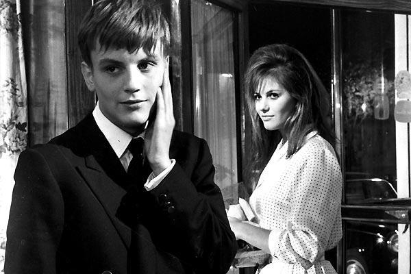 Jacques Perrin et Claudia Cardinale. Gémini Films