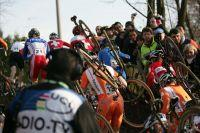 La saison de cyclo-cross bat son plein