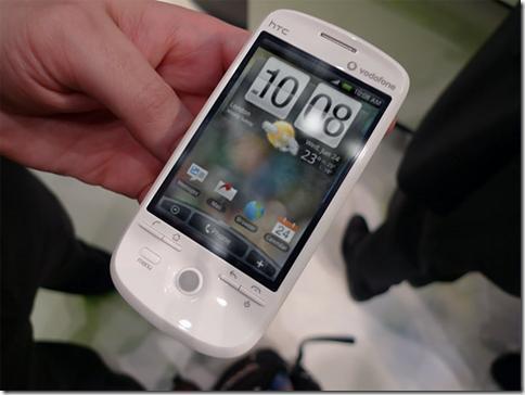 image thumb30 L'interface HTC Sense disponible pour HTC Magic
