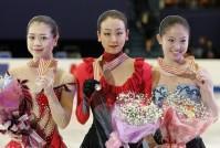 Mao Asada remporte la première place du programme libre en Corée du Sud