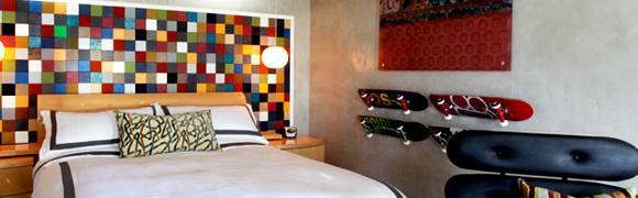 Casa surf project : Quand les marques se transforment en chambres d'hôtel