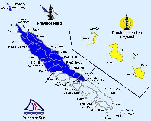 Lettres de Nouvelle-Calédonie : mon abécédaire