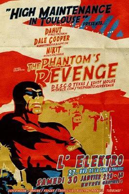 HMiT Presents... The Phantom's Revenge