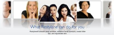Restylane, mauvaise campagne virale ?