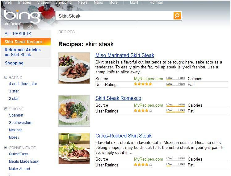 Bing fait sa cuisine