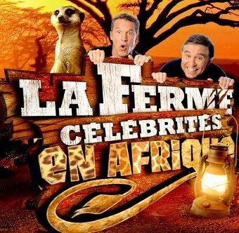 La Ferme Célébrités en Afrique ... Castaldi et Foucault en interview ...
