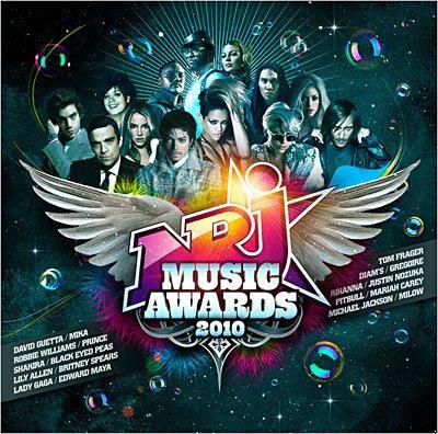 La compilation des NRJ Music Awards 2010 avec les hits acutels !